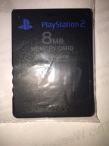 PlayStation 2 Memory Card 8MB #137036 - $12.73