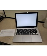 MacBook Pro 13 Late 2012 a1278  2.5GHz i5 4GB NO HDD as is  - $319.33