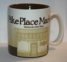 STARBUCKS Collector Series - 16oz. Mug - Pike Place Market - $50.00