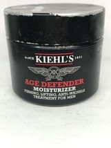 KIEHL'S Age Defender Moisturizer 1.7 oz  NEW!!! JAR SCRATCHED/DENTED NEW - $44.54