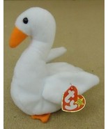 Ty Beanie Baby Gracie Swan Handmade Original Tag - $5.65