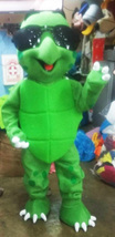 Turtle Mascot Costume Adult Character Costume For Sale - $299.00