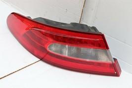 09-11 Jaguar XF LED Outer Taillight Lamp Driver Left LH image 1