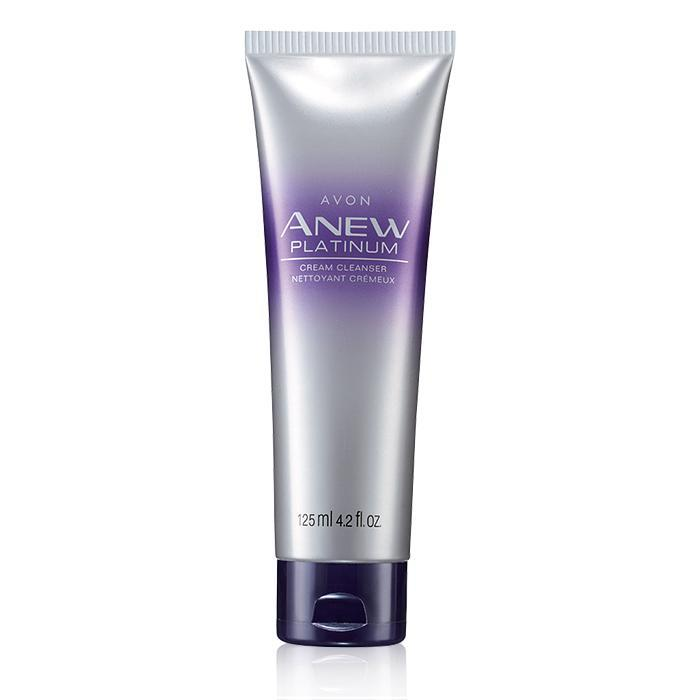 Avon Anew Platinum Cream Cleanser - $8.99