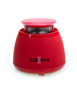 AudioSnax Portable Wireless Speaker X-1 Bluetooth HD Sound RED Free Ship... - $29.00