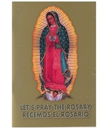 Bi-Lingual:  Let's Pray the Rosary / Recemos El Rosario - $6.95