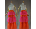 Red orange tulle skirt 7 thumb155 crop
