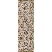 3x12 Runner Traditional Oriental Plush Wool Hand-Tufted Area Rug - $299.00