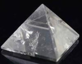 Pyramid Crystal - $15.00