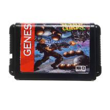 Contra Hard Corps Game Cartridge Newest 16 Bit Game Card for Sega MegaDrive Gen - $11.85