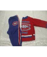 Baby Canadiens Hockey Blue Pyjamas  PJs 12 Months 100% Cotton - $18.80