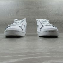 Converse Pro Leather Ox Low Triple White Shoes Size 11 Mens 155319C New image 4