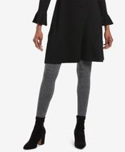 HUE Brushed Sweater Tights (Small/Medium, Gray) - $12.00