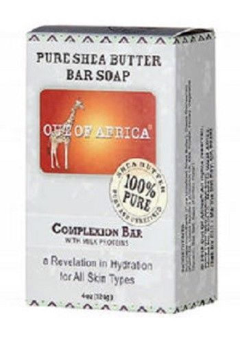 Out of Africa Pure Shea Butter Bar Soap Complexion Bar