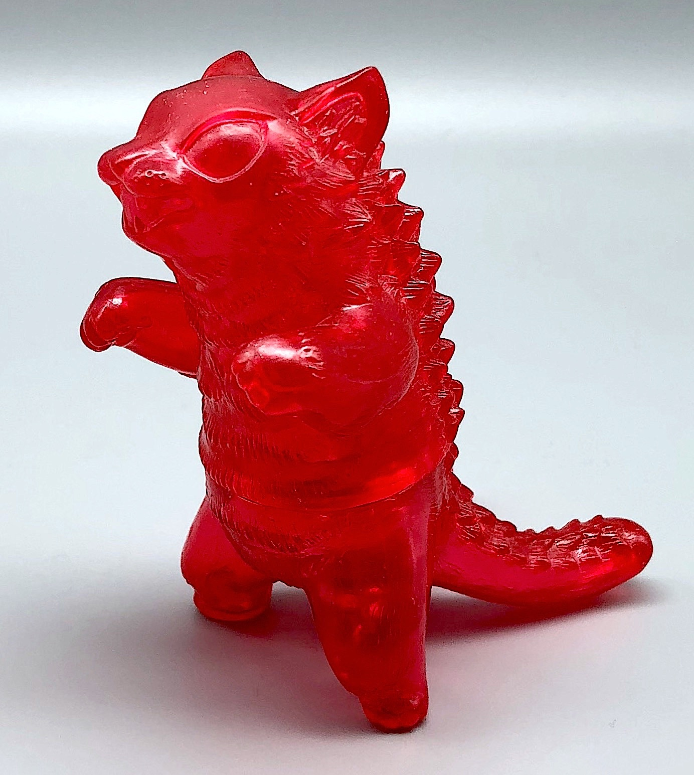 Max Toy Clear Red Negora RARE