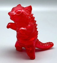 Max Toy Clear Red Negora RARE image 1