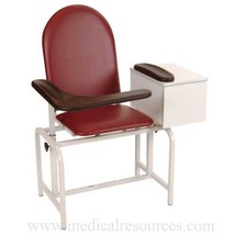 Winco Padded Blood Drawing Chair Moss Green - $646.43