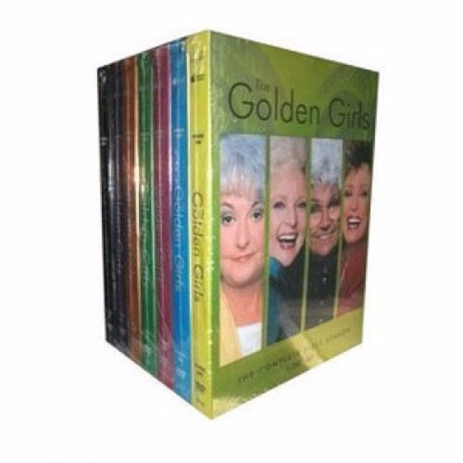 The Golden Girls Complete Series 1-7 Seasons (DVD Set) New TV Comedy Show