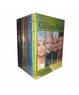 The Golden Girls Complete Series 1-7 Seasons (DVD Set) New TV Comedy Show - $49.99