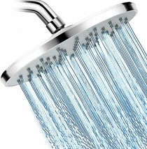 Rainfall Shower Head High Pressure with 9 Inch Large Coverage Rain Showe... - $19.79