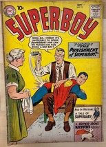 SUPERBOY #75 (1959) DC Comics Krypto VG/VG+ - $39.59