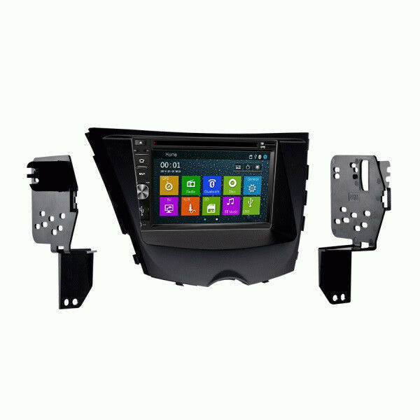 Primary image for DVD GPS Navigation Multimedia Radio and Dash Kit for Hyundai Veloster 2014