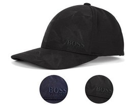 Hugo Boss Men's Premium Adjustable Sport Print Hat Cap 50376710
