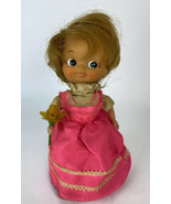 Vintage Mechanical Walking Doll Made In Japan 8'' inches - $29.60