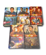 BBC Doctor Who Lot 5 All FIRST Ed HC Tennant Chelsea Peacemaker Martha S... - $69.99