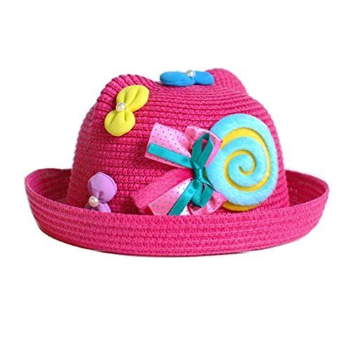 Breathable Hat Round Cap Sunshade Baby Hat Summer Sun Hat Baby Cap