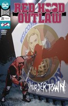 Red Hood Outlaw #28 NM - $3.95