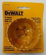 """Dewalt DW1845 2 ¼"""" Bi-Metal Deep Cut Hole Saw USA - $4.46"""