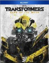 Transformers: Dark of the Moon 10 Year Anniversary [Blu-ray+DVD]  New