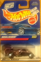 Hot Wheels, Skullrider, No 593 - $1.50