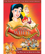 Brothers Grimm: Snow White & The Wolf & Seven  DVD***NEW*** - $3.63