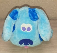 Blues Clues Nickelodeon Jr Plush 2002 Mattel Fisher-Price Stuffed Dog - $9.90