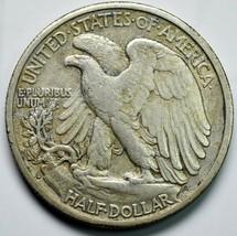 1939S Walking Liberty Half Dollar 90% Silver Coin Lot# A 223