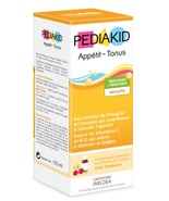 PEDIAKID APPETIT - TONUS 125ml Help stimulate apetite & weight gain ANTI... - $21.99