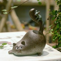 Cute Cat Animal Figurine Lovely Collection Fairy Garden Home Desktop Dec... - $22.76+