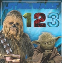 Star Wars: 1, 2, 3 [Board book] Scholastic - $2.31