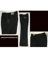 Zac & Rachel Onyx Dress Pants Sz 6 Stretch - $16.99