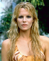 Never Say Never Again Kim Basinger 16X20 Canvas Giclee - $69.99
