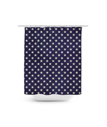 Navy Stars Shower Curtain - $48.99+