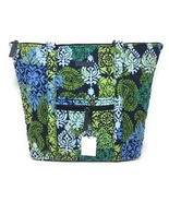 Vera Bradley Villager in Caribbean Sea with Navy Interior - NWT - $78.00... - $49.95