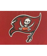 Tampa Bay Buccaneers Seat Cushion Stadium Bleacher Red and Black New - $17.81