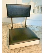 STADIUM seat rare black and white vintage folding cushion  - $49.45