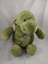 "Bear Mill Turtle Plush 15"" and Shell Storage Stuffed Animal toy - $8.95"