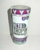 FinaFlex Keto Tropin 120 Caps Stim Free Keto Diet Fat Burner Weight Loss... - $12.99