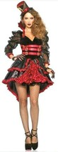 Leg Avenue Adult Sexy Victorian Vampire Steampunk Halloween Costume - Si... - $29.99