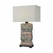 Elk Home D3975 Terra Firma - One Light Outdoor Table Lamp, Stone Finish - $232.20